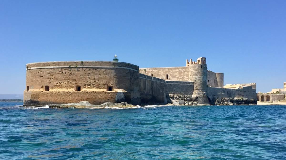 Castello Maniace di Siracusa: Un posto imprendibile!