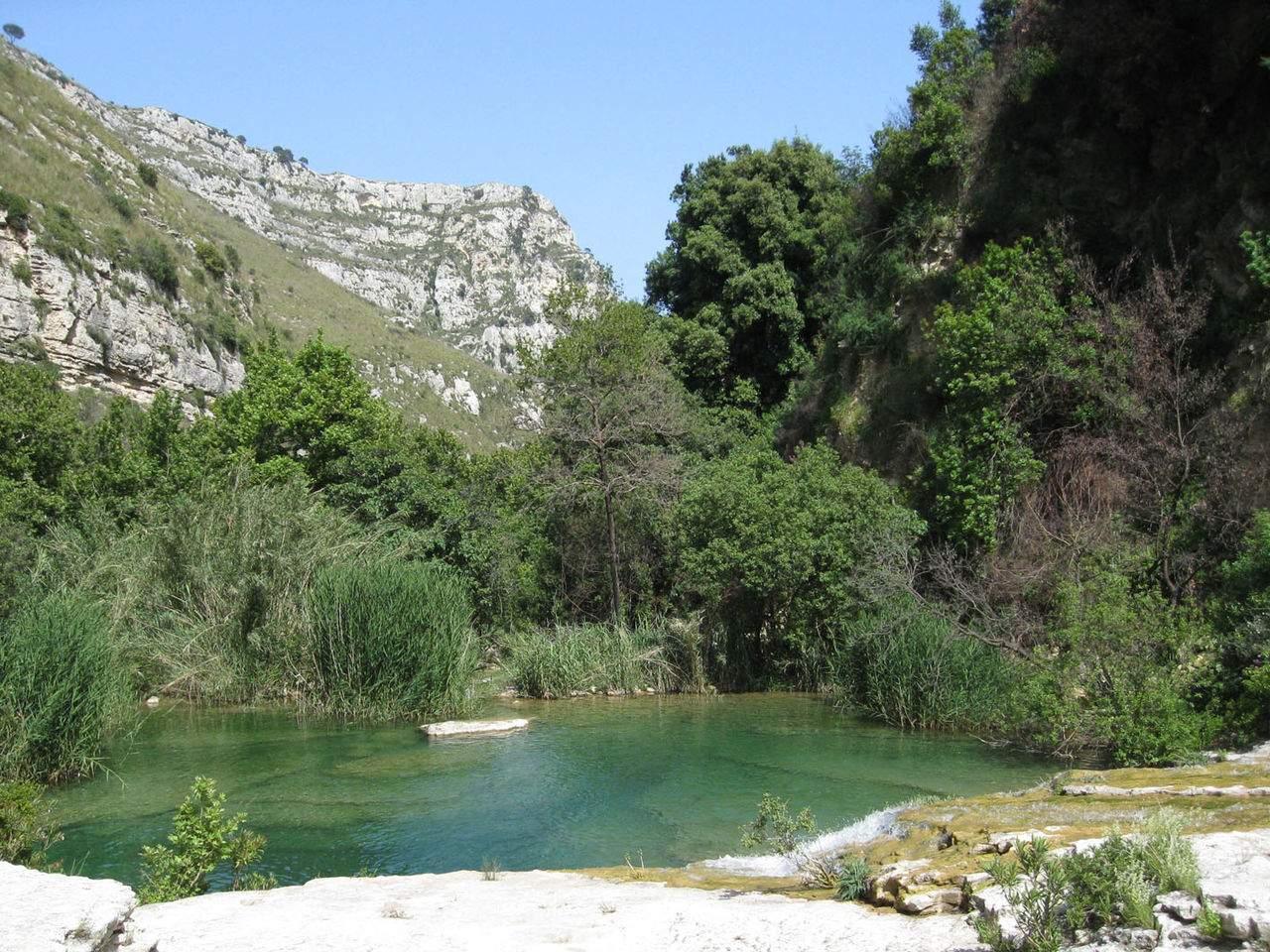 Riserva Naturale Orientata Cavagrande del Cassibile: Acque fresche e pulite