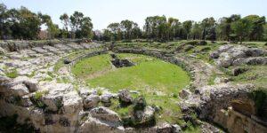 Anfiteatro Romano di Siracusa: Era il più grande della Sicilia